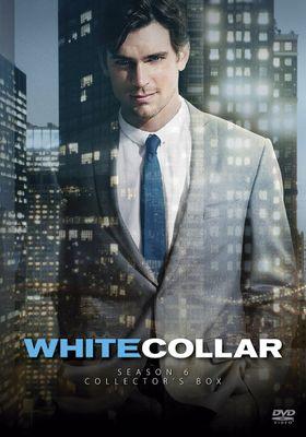White Collar Season 6's Poster