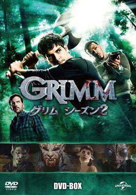 Grimm Season 2's Poster