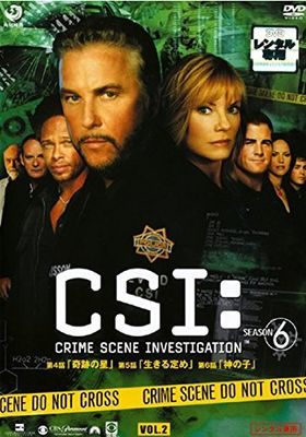 CSI: Crime Scene Investigation Season 6's Poster