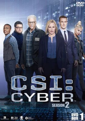 『CSI:サイバー 2』のポスター