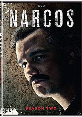 Narcos Season 2's Poster