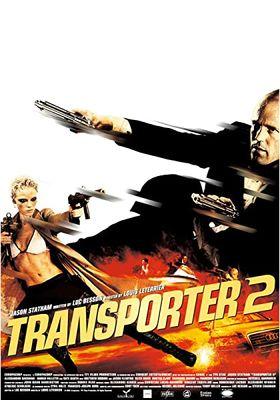 Transporter 2's Poster