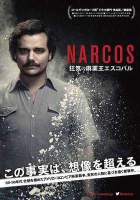 Narcos Season 1's Poster