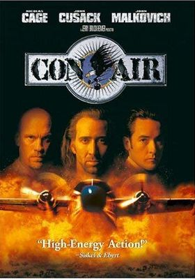 Con Air's Poster