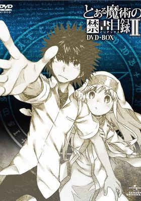 A Certain Magical Index Season 2's Poster