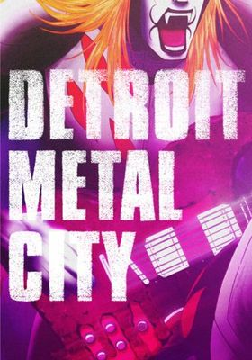 Detroit Metal City's Poster