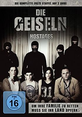 Hostages Season 1's Poster