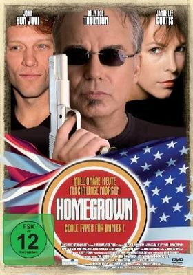 Homegrown's Poster