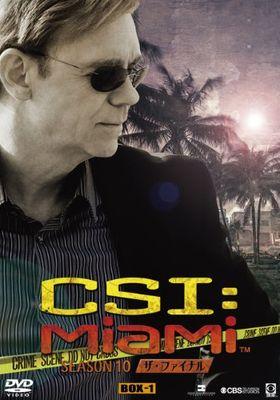 CSI: Miami Season 10's Poster
