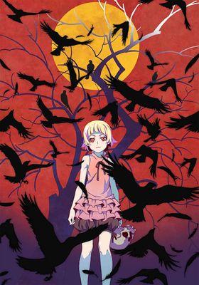 『傷物語 I 鉄血篇』のポスター