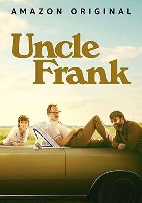 『フランクおじさん』のポスター