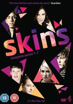 Skins Season 2's Poster