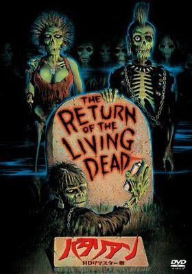 The Return of the Living Dead's Poster