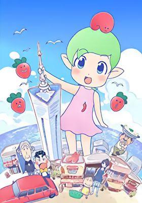 『博多明太! ぴりからこちゃん』のポスター