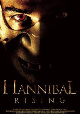 『ハンニバル・ライジング』のポスター