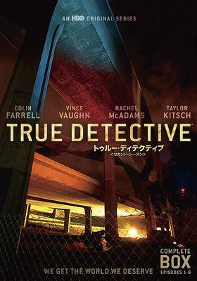 True Detective Season 2's Poster