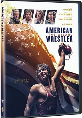 American Wrestler: The Wizard's Poster