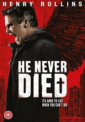 He Never Died's Poster