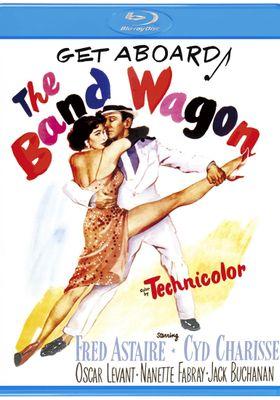 『バンド・ワゴン(1953)』のポスター