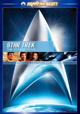 Star Trek IV: The Voyage Home's Poster