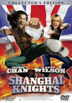 Shanghai Knights's Poster