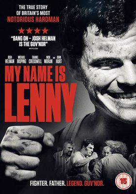 『My Name Is Lenny (原題)』のポスター