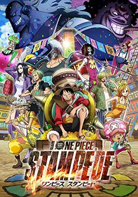 One Piece Stampede ONE PIECE STAMPEDE's Poster