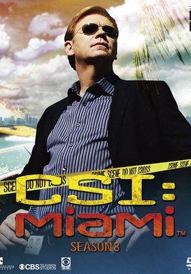 CSI: Miami Season 8's Poster