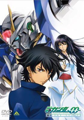 Mobile Suit Gundam OO 2nd Season's Poster