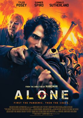 Alone's Poster