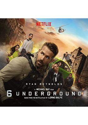 6 Underground's Poster