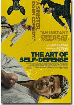 The Art of Self-Defense's Poster