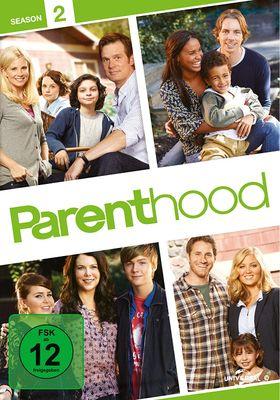 『ペアレントフッド シーズン2』のポスター