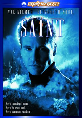 The Saint's Poster