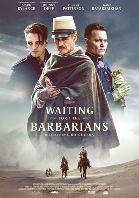 Waiting for the Barbarians's Poster