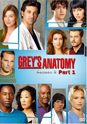 그레이 아나토미 시즌 3의 포스터