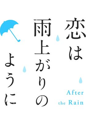 After the Rain 's Poster