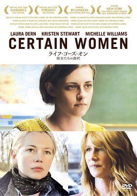 Certain Women's Poster