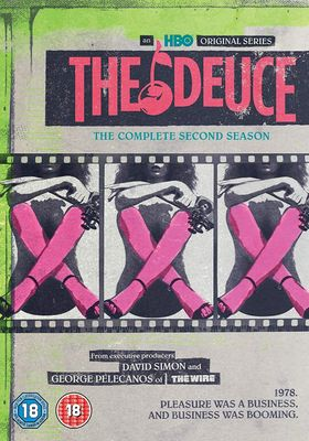 『DEUCE/ポルノストリート in NY シーズン 2』のポスター