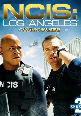 NCIS: 로스앤젤레스 시즌 2의 포스터