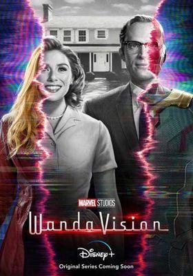 『ワンダヴィジョン』のポスター