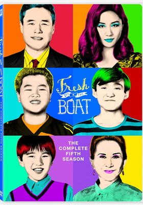 프레쉬 오프 더 보트 시즌 5의 포스터
