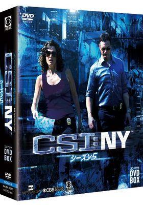 CSI: NY Season 5's Poster