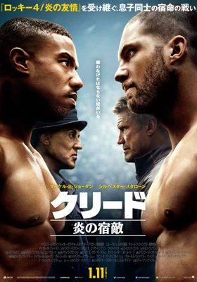 Creed II 's Poster