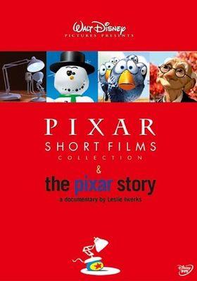 Pixar Short Films Collection,Volume 1's Poster
