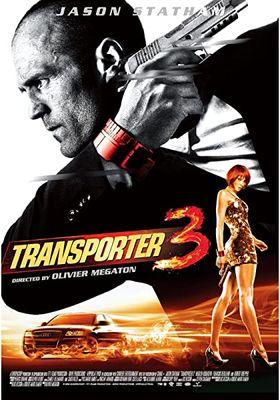Transporter 3's Poster