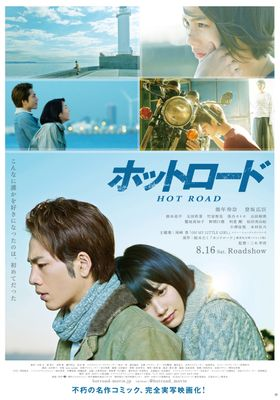 Hot Road's Poster