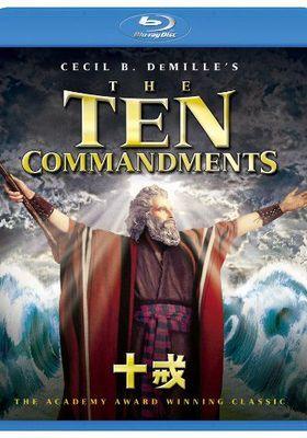 The Ten Commandments's Poster