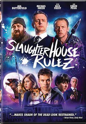 Slaughterhouse Rulez's Poster