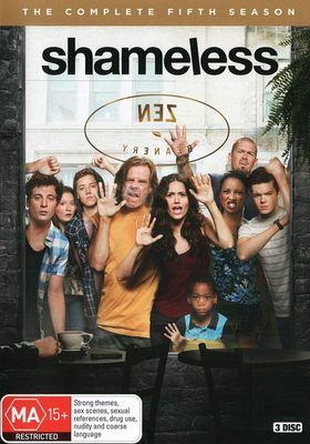 쉐임리스 시즌 5의 포스터